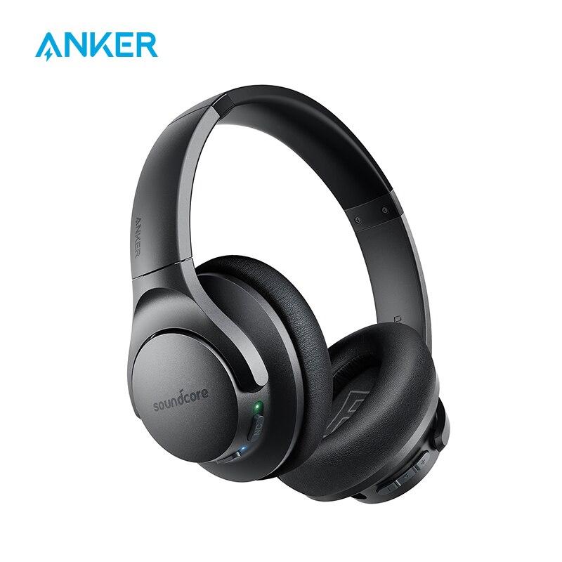 Anker Soundcore Life Q20 Hybrid Active Noise Cancelling Headphones Wireless Over Ear Bluetooth Headphones